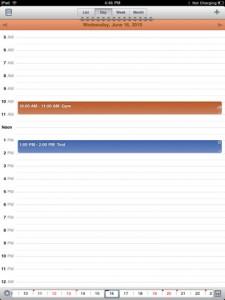 Calendars - Google Calendar client_4