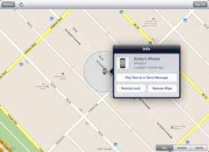 iPhoneを探す_7