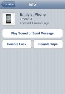 iPhoneを探す_3