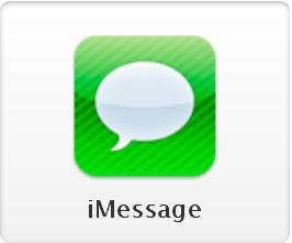 メッセージ iMessage